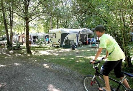Camping Moulin de Mellet