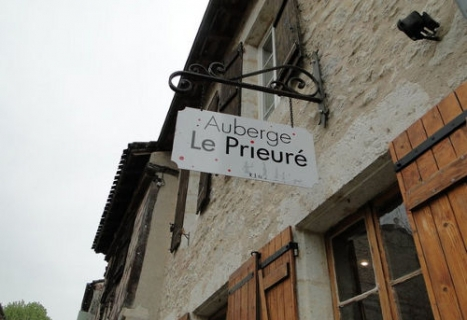 © Restaurant Auberge le Prieuré Moirax