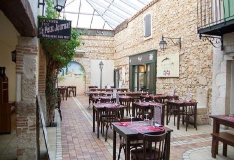 Restaurant Le Vieux Village