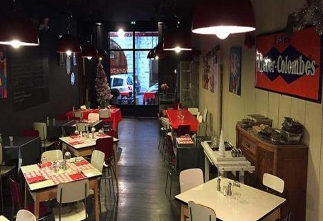 Restaurant l'Arti Show