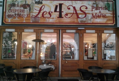 Restaurant Les 4 As