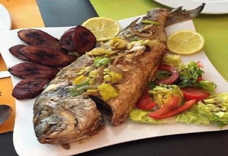Restaurant Les Délices d'Afrique
