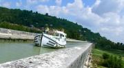 Pont canal Bateau